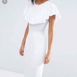 Asos wiggle dress brand new with tags